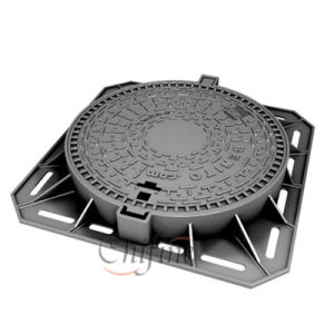 Ductile Iron Casting Manhole Covers pictures & photos