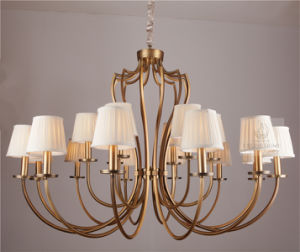 Classical Chandelier Lighting for Decoration (SL2016-12+6) pictures & photos