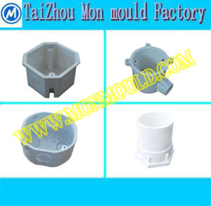 Plastic Injection Electric Junction Box Mould, Electric Fitting Mold pictures & photos