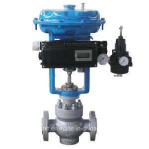 Quick-Changeable Control Valve