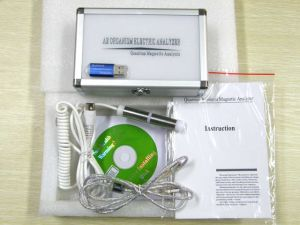 Quantum Analyzer with English, Korean, Chinese, Russian, Spanish, France, Hungarian and Japanese Version pictures & photos