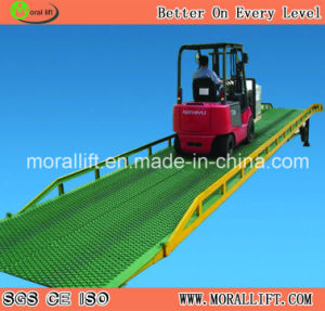 Truck Used Loading Leveler Ramp with Low Price (YDCQ) pictures & photos