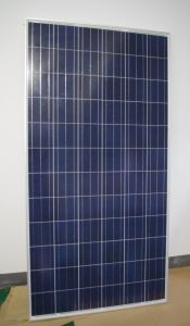 300W A Grade Cell High Efficiency Poly Solar Panel with TUV Ce pictures & photos