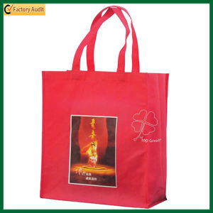 Recyclable Promotion Eco Non-Woven Advertising Bag (TP-SP353) pictures & photos