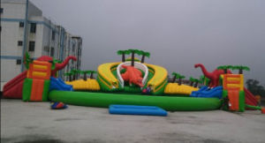 2016 Giant Inflatable Water Park, Inflatable Water Amusement Park for Kids pictures & photos