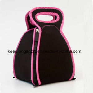 Fashionable Neoprene Children waterproof Folded Picnic Bag pictures & photos