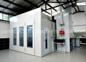 Full Down Draft Air Cycle Painting Room pictures & photos