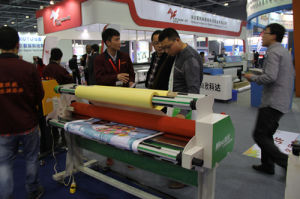 MEFU MF1700-M1 1.63m Wide Format Laminator, Semi-Auto Cold Lamination pictures & photos