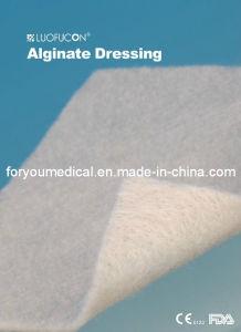 Highly Absorbent Alginate Dressing CE FDA pictures & photos