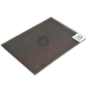 100% Prime Sabic Lexan/Bayer Makrolon Polycarbonate PC Hollow Sheet pictures & photos