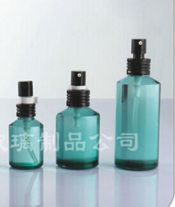 New Style Perfume Glass Bottle for Essential Oil and Lotion
