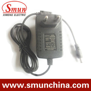 12V1.5A18W Wall Mounting Power AC/DC Adapter (SMH-12-1.5) pictures & photos