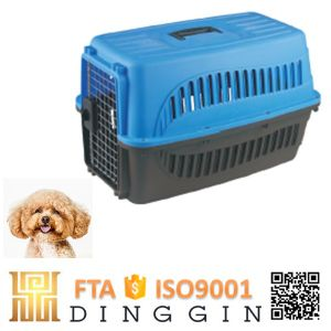 Wholesale Colour Plastic Dog Crate Airline pictures & photos