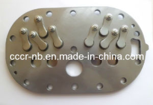 Valve Plate Assembly in Semi Hermetic Compressor pictures & photos