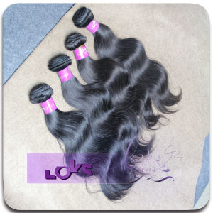 6A Virgin Indian Remy Human Hair Extension (loks-lgq01)