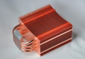 Copper Heatsink pictures & photos