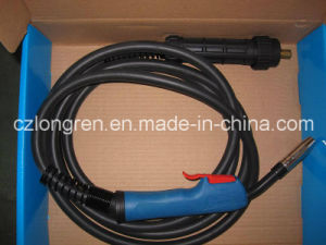 Binzel MB 15ak with Trafimet Handle Complete MIG Torch for Welding pictures & photos