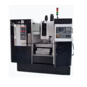 Small Vertical Machining Center Factory Price (XH7125) pictures & photos
