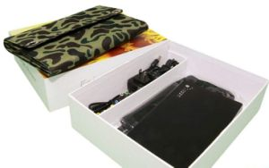 24W Mobile Phone iPad Electric Book Foldable Folding Portable Solar Power Car Charger Bag pictures & photos