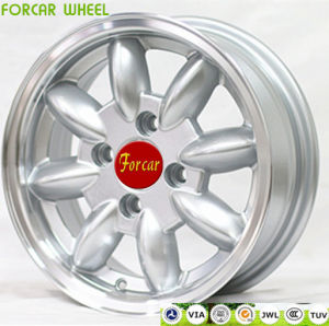 10 12 13 14 15inch Small Size Aluminum Car Alloy Wheel Rim pictures & photos