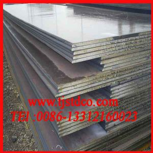 Hot Dipped Zinc Coated S355j2 S355jr Steel Plate pictures & photos