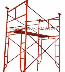 Versatile Frame Scaffolding for Construction