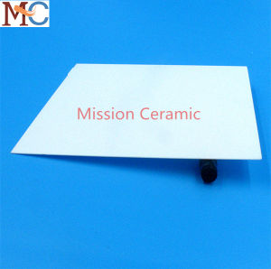 High Strength Thin Thickness Industrial Alumina Ceramic Plate pictures & photos
