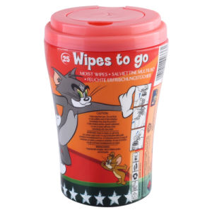 Professional Manufactory Produced Good Quality Baby Wipes Without Alcohol Cy-39