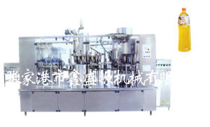 Washing Filling and Capping 3in1 Machine for Soda or Juice (DXGF80-80-18) pictures & photos