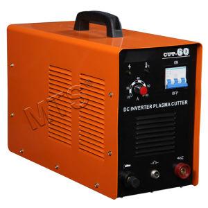 Chinese Portable Arc DC Inverter Hot Air Welding Machine/ Cutting Machine/ Plasma Cutter (CUT-60)