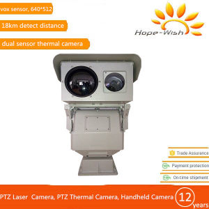 PTZ Thermal Dual Cameras pictures & photos