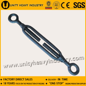 Maleable Iron Commercial Type JIS Type Turnbuckle