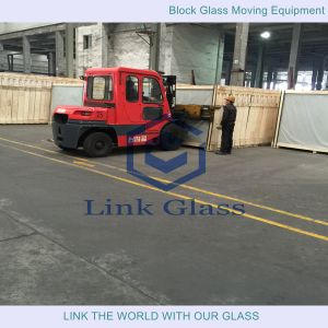 Forklift Truck Crane Arm for Glass Loading pictures & photos