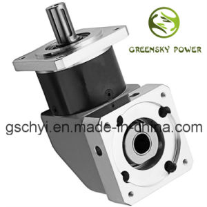 Square Mounting Flange Right Angle Planetary Gear Box pictures & photos