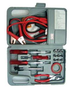 31 PCS Car Emergency Tool Kit, Auto Repair Tools