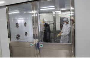 High-Quality Material Airshower Between Cleanroom and Non-Cleanroom pictures & photos