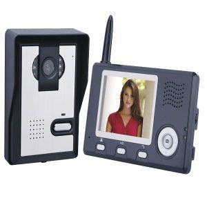 3.5 Inch Wireless Color Video Door Phone Intercom System (YET-W1-V1)