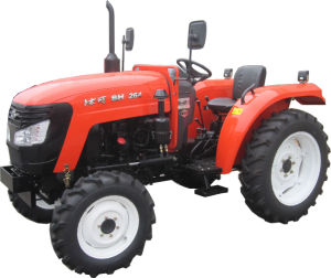 4 Wheel Tractor Sh264 4WD 26HP pictures & photos