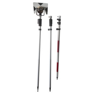 3m Reflector Pole for Any Total Station