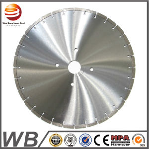 230mm350mm 400mm Sintered Dry Cutting Segmented Diamond Cutting Saw pictures & photos