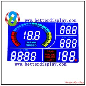 Better LCD FSTN Bule Background LCD Panel pictures & photos