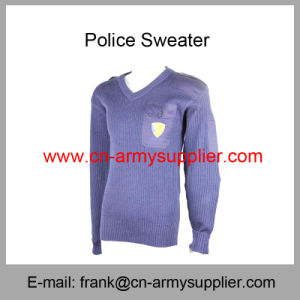 Police Uniform-Police Textile-Police Apparel-Police Clothes-Police Pullover pictures & photos