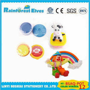 Flour Toy China Modeling Education Color Clay