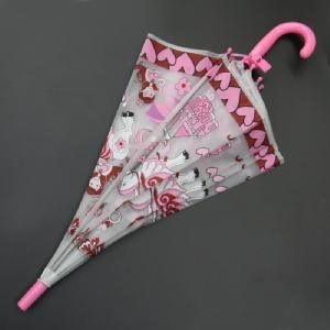 Wholsale Pink Cartoon Pattern EVA Umbrella pictures & photos
