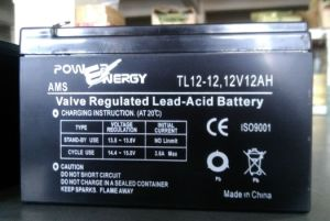 12V12ah UPS Battery pictures & photos