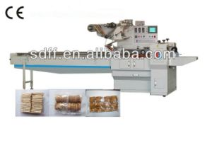 Automatic Multi-Row Cookie on Edge Biscuit Packing Machine pictures & photos