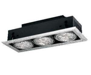 3 Gang LED Bean Gall Light for Office/Hotel/Shop Applications