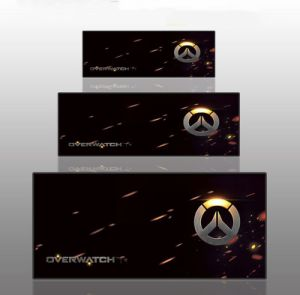 New Hot Overwatch Large Speed Extended Soft Gaming Mouse Pad pictures & photos