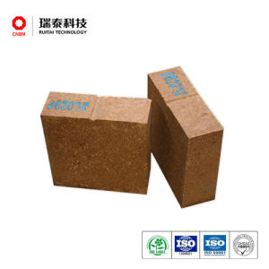 High Chemical Attack Resistance Magnesite-Alumina Spinel Brick