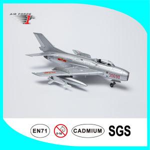 No Resin Flight Model J-6 Fighter Model Made of Alloy Material